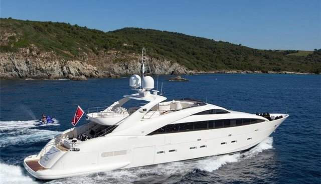 Whispering Angel Charter Yacht