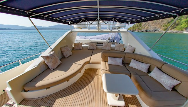 Say Yes Charter Yacht - 4