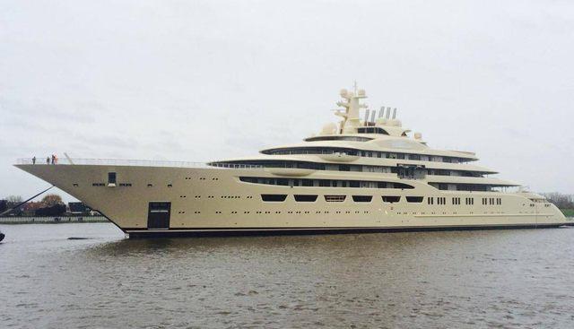 Dilbar Charter Yacht - 6