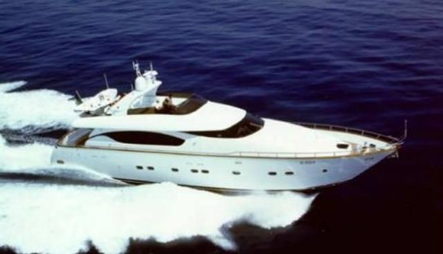 Felicity 777 Charter Yacht