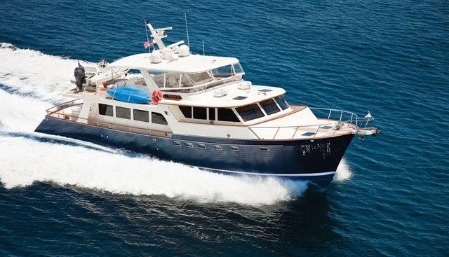 Nordfjord Charter Yacht