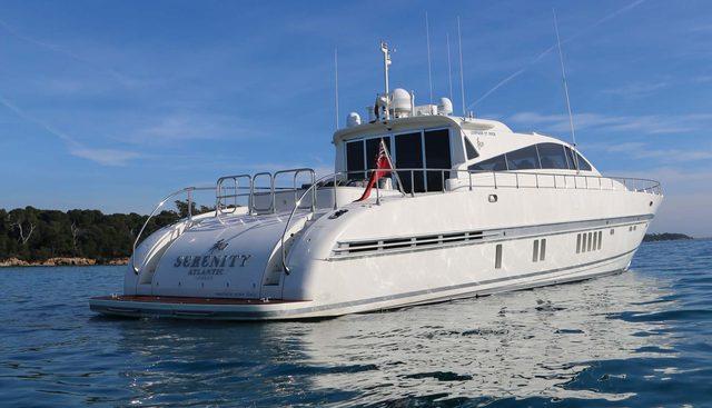 Serenity Atlantic Charter Yacht - 5