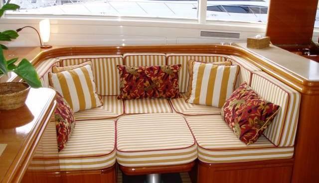 Seven Tatoo Charter Yacht - 4