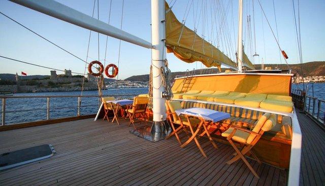 White Swan Charter Yacht - 2
