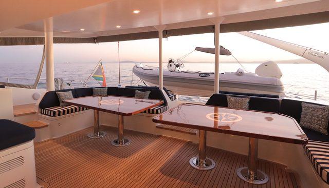 Skimmer Charter Yacht - 4