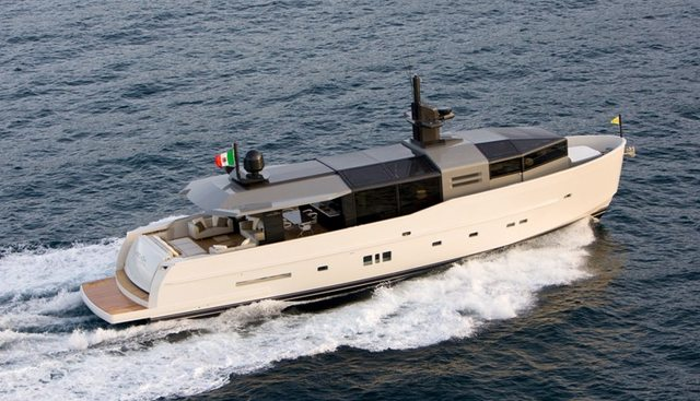 Arcadia 85/03 Charter Yacht