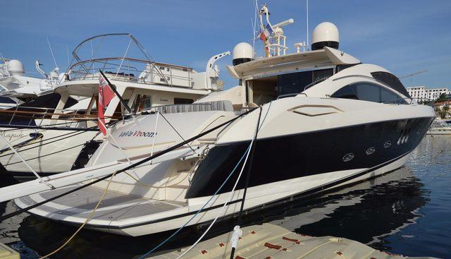 Va Va Vroom Charter Yacht