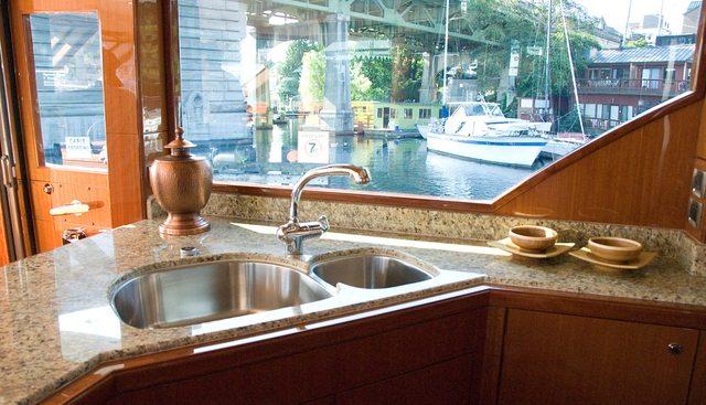 Sea Venture Charter Yacht - 8