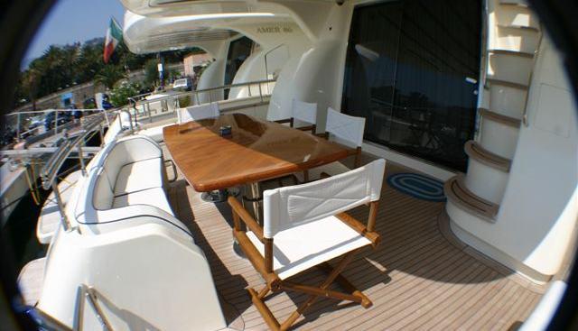 Angel-K Charter Yacht - 4