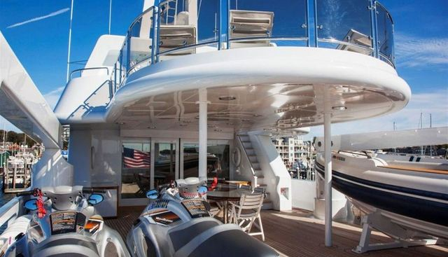 Chantal Ma Vie Charter Yacht - 7