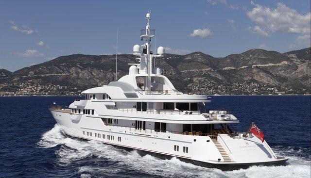 Hampshire II Charter Yacht - 8
