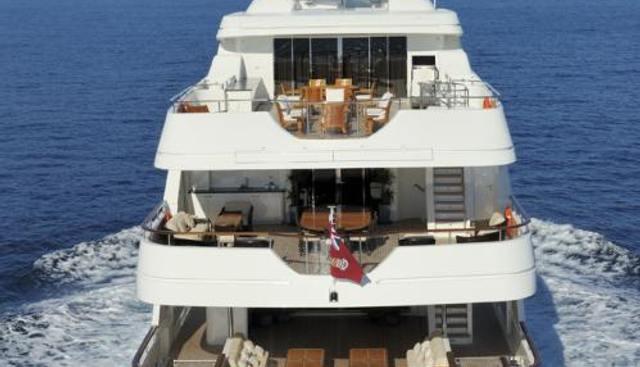 Mirgab VI Charter Yacht - 4