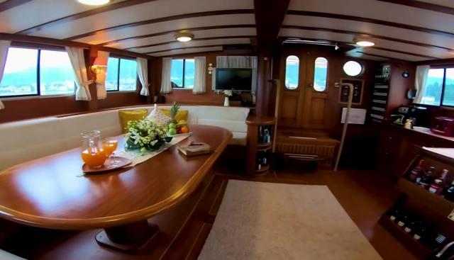 Kaptan Sevket Charter Yacht - 6