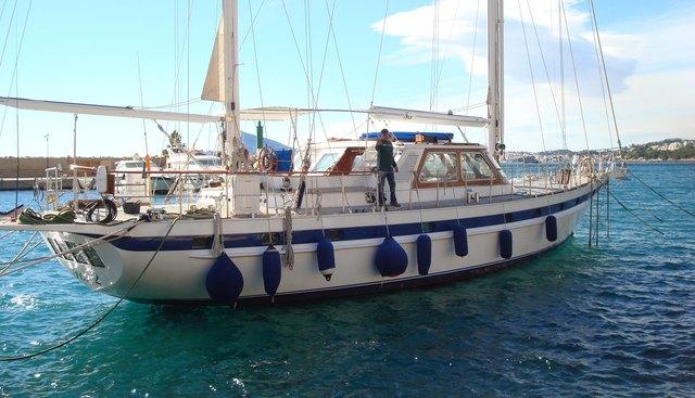 Fox II Charter Yacht
