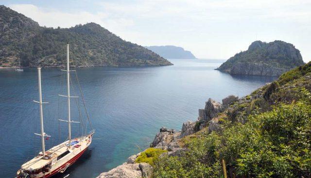 Handem Charter Yacht - 5