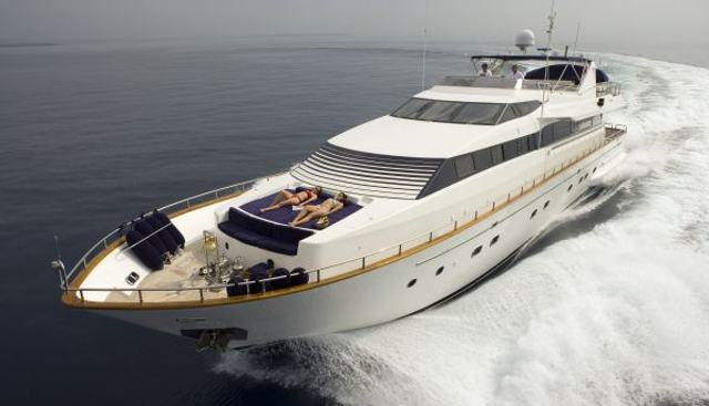 Obsession III Charter Yacht