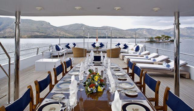 Achilles Charter Yacht - 6