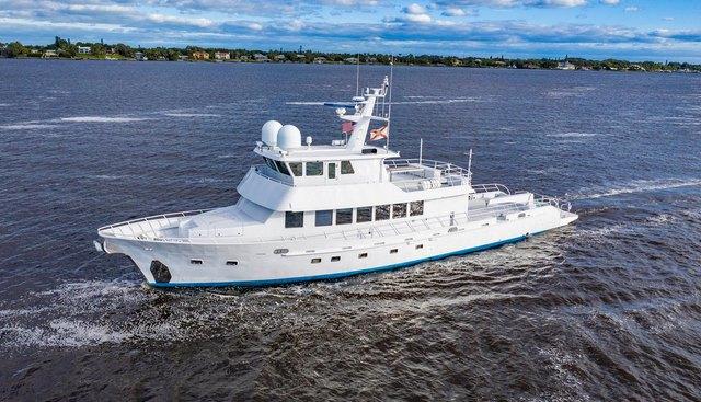 Reset Charter Yacht - 3