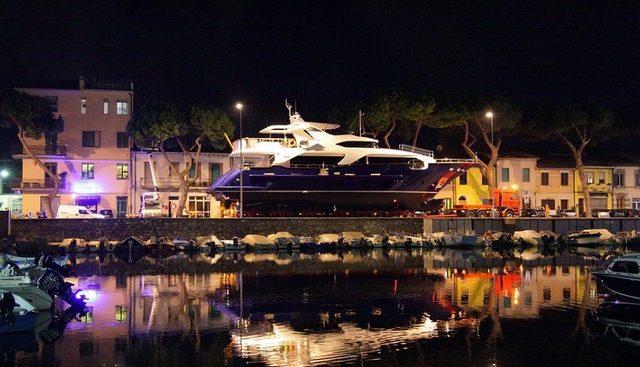 Zaphira Charter Yacht - 2