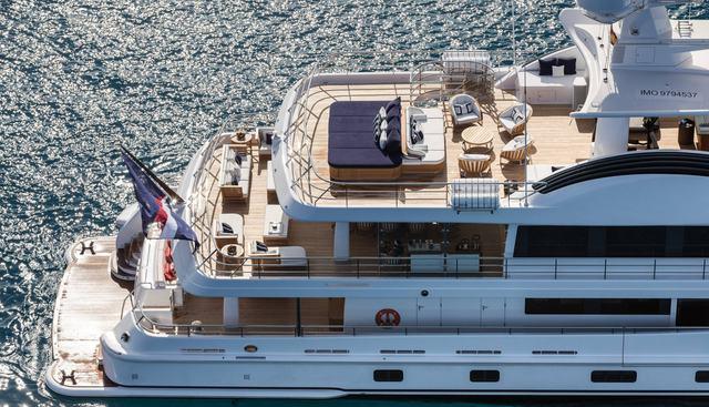 Halo Charter Yacht - 6