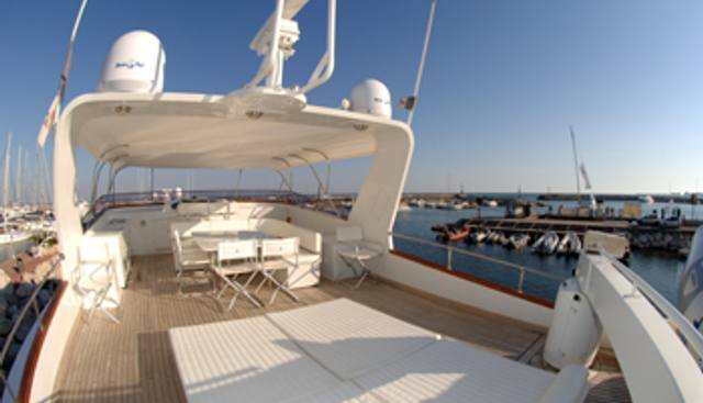 Ia Ora Charter Yacht - 3