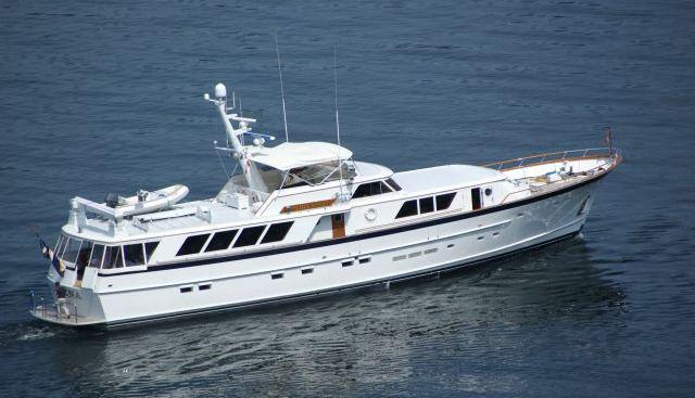 Oriana Charter Yacht - 2