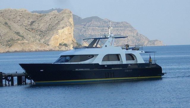 Mriya Charter Yacht
