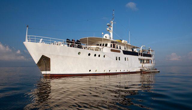 Pelagian Charter Yacht
