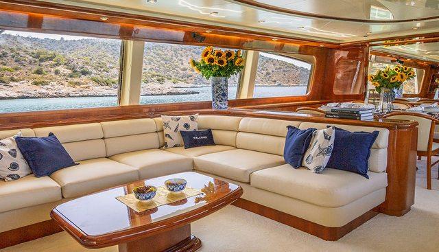 Estia Poseidon Charter Yacht - 6