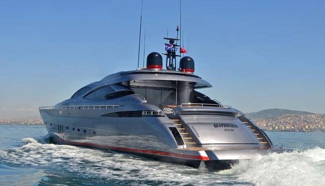 Ginger Charter Yacht - 4