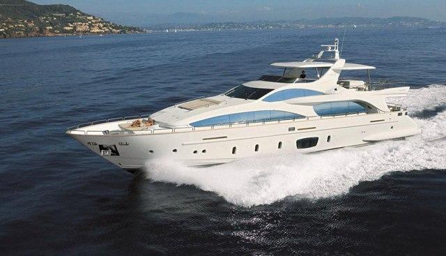 Blau Charter Yacht