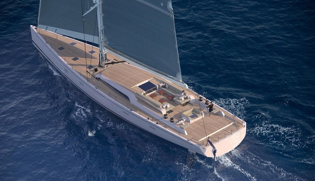 Audrey The First Charter Yacht