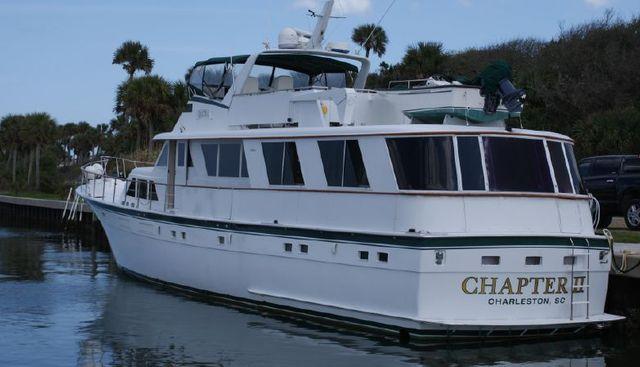 Chapter II Charter Yacht - 3