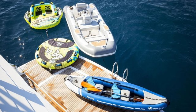Kudos Charter Yacht - 5