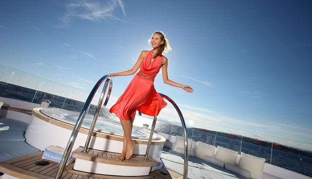 Huntress Charter Yacht - 2