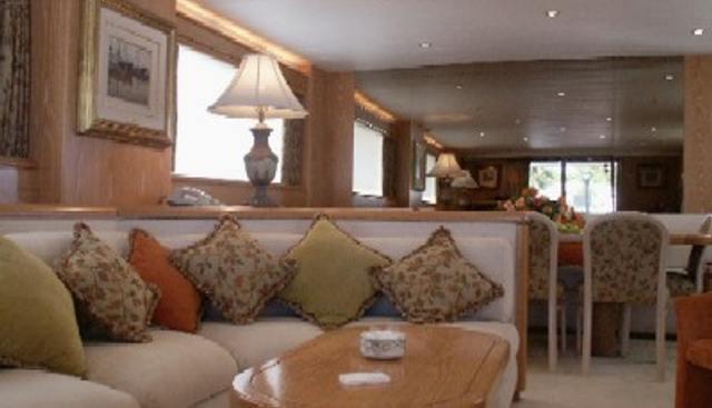 Necha Charter Yacht - 3