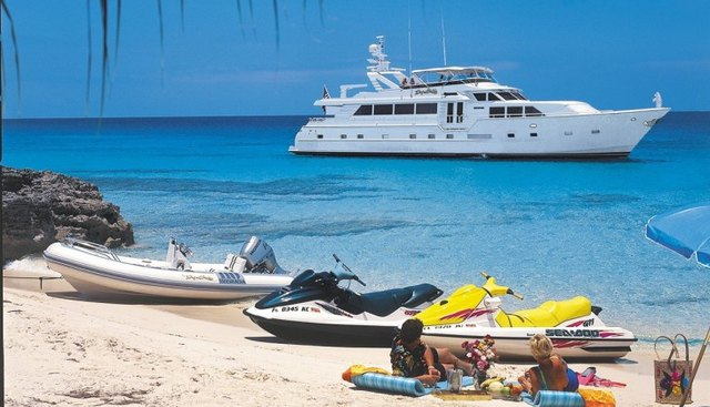 Harlina Charter Yacht - 2