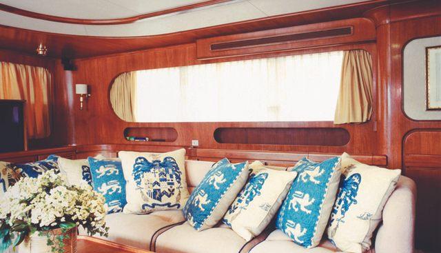 Blue Gold Charter Yacht - 8