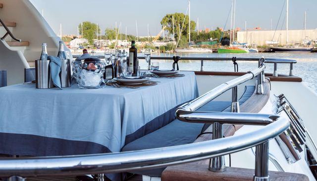 Minou Charter Yacht - 3