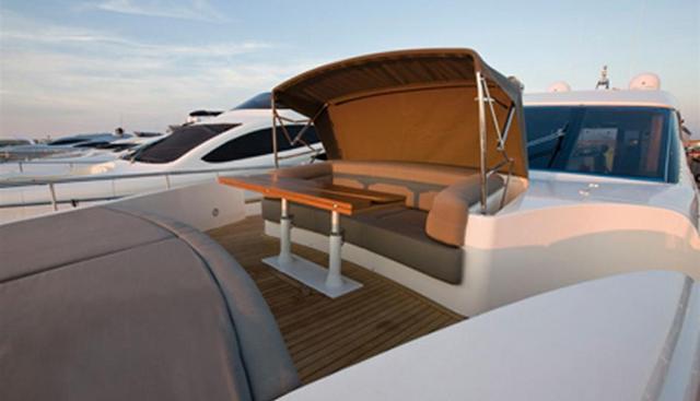 Nea Moni Charter Yacht - 4