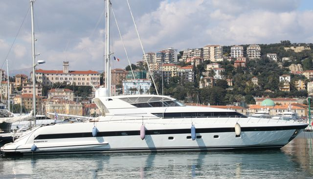 Plume Charter Yacht