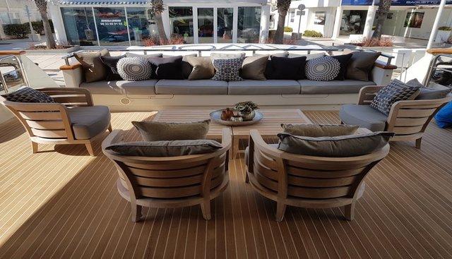 Awol Charter Yacht - 5
