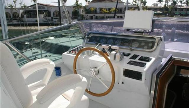 Pacific Pearl Charter Yacht - 4