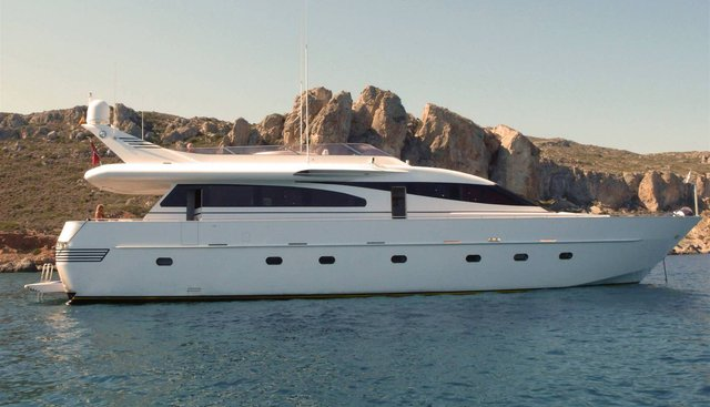 No Whisky Charter Yacht