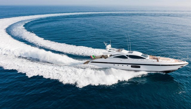 Miss Bubbles Charter Yacht - 2
