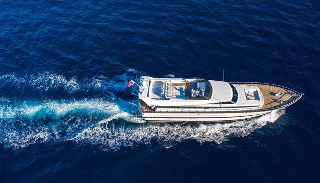 Sandi IV Charter Yacht - 2