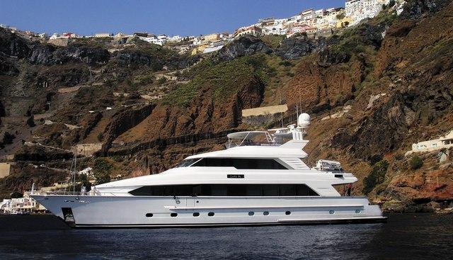 Estancia Charter Yacht