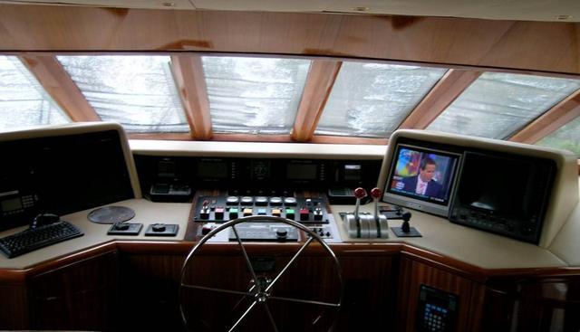 Natica Charter Yacht - 3