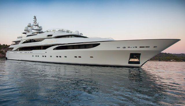 Lioness V Charter Yacht