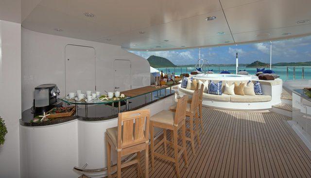 Ice Angel Charter Yacht - 8